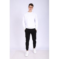 Jogger Hombre French Terry - Negro