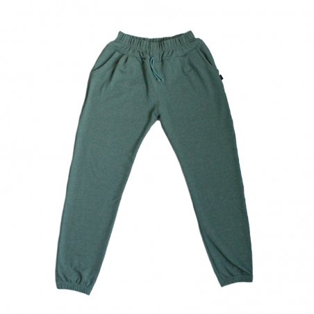 Jogger Oversize French Terry - Verde