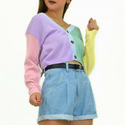 Candy Cardigan - Free Store